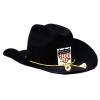 Civil War Officer Hat Quality Blue Medium